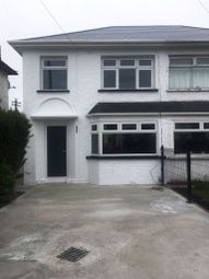 Thumbnail 3 bed semi-detached house to rent in Ravenhill Crescent, Ravenhill, Belfast