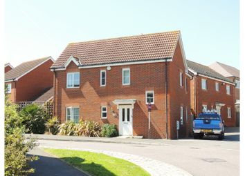 Thumbnail 3 bed detached house for sale in Belfry Drive, Rochester