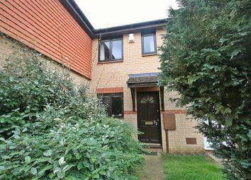Thumbnail 2 bedroom terraced house to rent in Pettingrew Close, Walnut Tree, Milton Keynes
