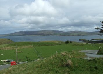 Thumbnail Land for sale in By Dunvegan, Isle Of Skye
