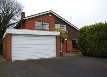 Thumbnail 4 bed detached house for sale in Folley Road, Ackleton, Wolverhampton