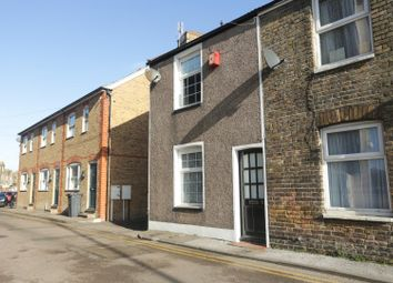 Thumbnail 1 bed end terrace house for sale in Park Place, Margate