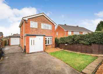 Thumbnail 3 bed detached house for sale in Pen Y Maes, Buckley