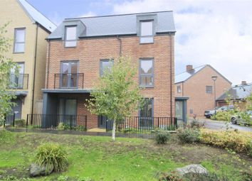 Thumbnail 4 bed detached house for sale in Churchill Road, Uxbridge