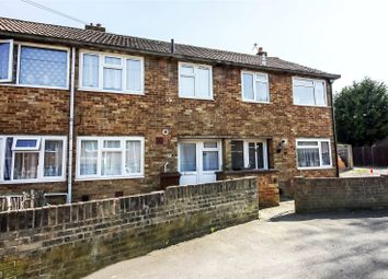 Thumbnail 2 bed end terrace house for sale in Gorse Avenue, Chatham, Kent