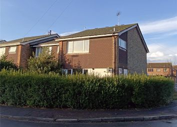 Thumbnail 3 bed end terrace house for sale in Garland Close, Chichester, West Sussex