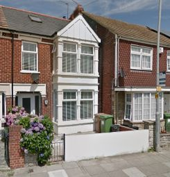 Thumbnail 3 bed terraced house for sale in Locksway Road, Southsea