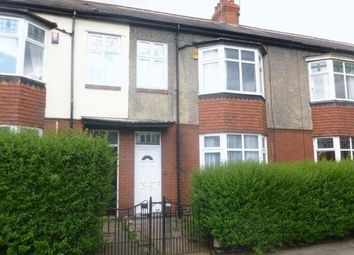 Thumbnail 3 bed terraced house for sale in Wingrove Road, Newcastle Upon Tyne