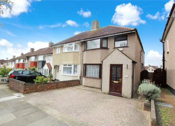 Thumbnail 4 bed semi-detached house for sale in Orchard Rise West, Sidcup, Kent