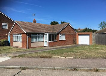 Thumbnail 3 bed detached bungalow for sale in Alicia Avenue, Margate