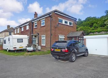 Thumbnail 3 bed semi-detached house for sale in Auckland Crescent, Dover, Kent