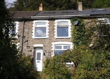 Thumbnail 2 bed terraced house to rent in Beech Terrace, Sunny Bank, Cwmcarn