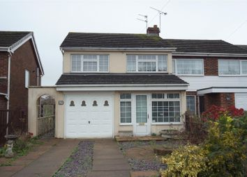 Thumbnail 2 bed end terrace house for sale in Burton Close, Allesley, Coventry