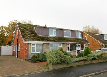 Thumbnail 3 bed semi-detached house for sale in Broadacres, Carlton, Goole