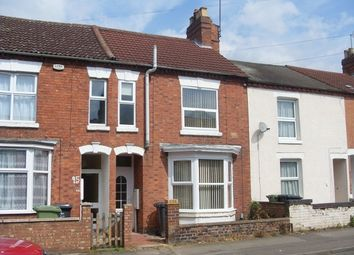 Thumbnail 3 bed terraced house to rent in Newcomen Road, Wellingborough
