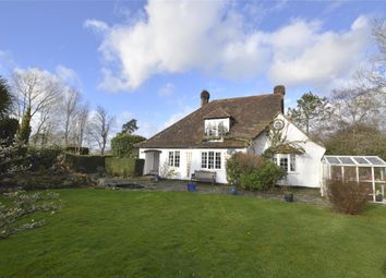 Thumbnail 4 bedroom detached house for sale in Norwood Hill, Horley
