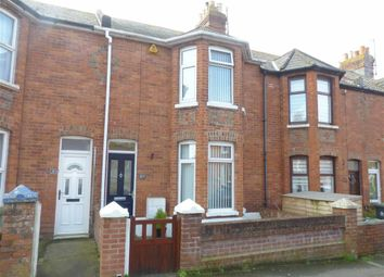 Thumbnail 2 bed terraced house for sale in Southview Road, Weymouth, Dorset
