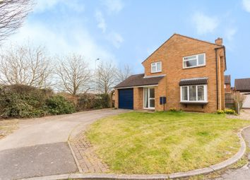 Thumbnail 4 bed detached house for sale in Covent Close, Abingdon