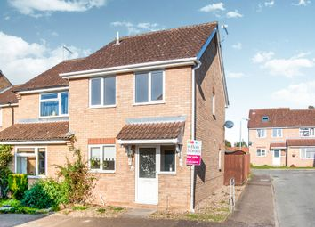 Thumbnail 2 bedroom end terrace house for sale in Orchard Way, Scole, Diss