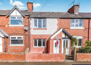 Thumbnail 2 bedroom terraced house for sale in Lincoln Street, Maltby, Rotherham