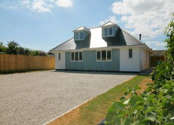 Thumbnail 3 bedroom semi-detached bungalow for sale in Crown Close, Parkstone, Poole