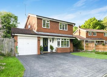 Thumbnail 4 bed detached house for sale in Hillmorton Close, Redditch, Worcestershire