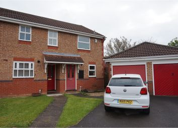 Thumbnail 2 bed terraced house for sale in Totland Close, Warrington
