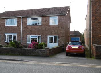 Thumbnail 3 bed semi-detached house for sale in Station Street, Misterton, Doncaster