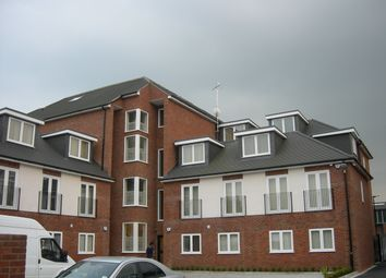 Thumbnail 2 bed flat to rent in Stoke Gardens, Slough