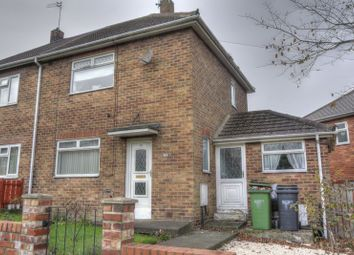 Thumbnail 2 bed semi-detached house for sale in Sycamore Avenue, Guidepost, Choppington