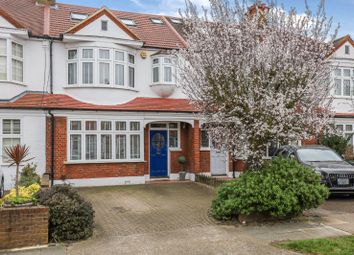 Daybrook Road, Merton Park SW19. 4 bed terraced house for sale