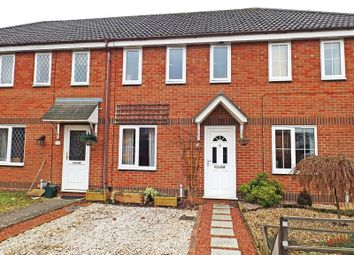 Thumbnail 2 bed terraced house for sale in Bill Todd Way, Norwich, Norfolk