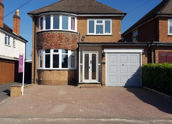 Thumbnail 3 bed link-detached house for sale in Holly Lane, Marston Green, Birmingham