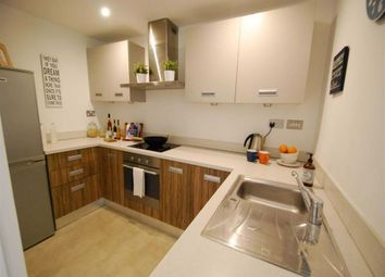 Thumbnail 1 bedroom flat for sale in Wharfside, Brandlesholme, Bury