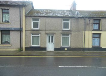 Thumbnail 2 bed terraced house to rent in Baglan Street, Treherbet
