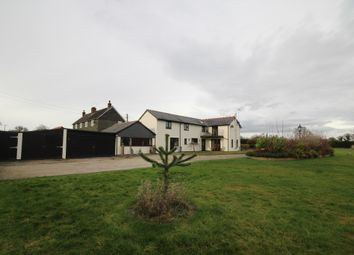 Thumbnail 4 bedroom detached house for sale in Cefn Road, Abenbury, Wrexham