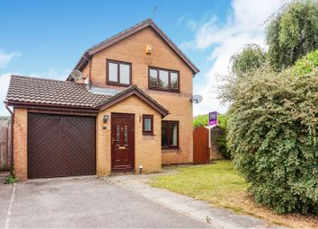 Thumbnail 3 bed detached house for sale in Heol Maes Yr Haf, Bridgend
