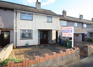 Thumbnail 3 bed terraced house for sale in Bro Llewelyn, Llandegfan, Menai Bridge