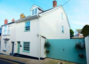 Thumbnail 4 bed end terrace house for sale in Queen Street, Colyton, Devon