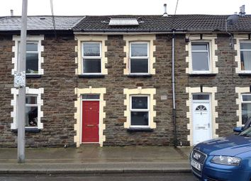 Thumbnail 2 bed terraced house to rent in Ceridwen Street, Maerdy, Ferndale