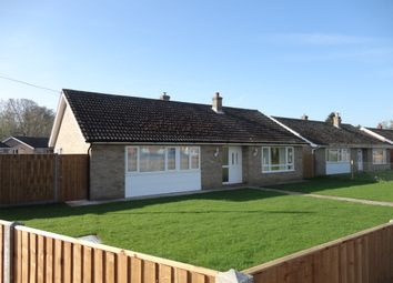 Thumbnail 3 bed semi-detached bungalow to rent in Station Road, Lakenheath