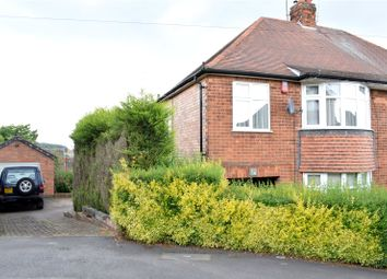 Thumbnail 3 bed semi-detached house for sale in Norman Crescent, Ilkeston, Derbyshire