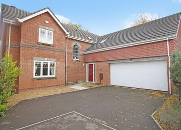 Thumbnail 4 bed detached house to rent in Fell Road, Westbury