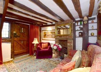 Thumbnail 2 bed semi-detached house for sale in High Street, Biddenden, Ashford, Kent
