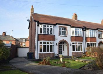 Thumbnail 4 bed semi-detached house for sale in Westoe Drive, South Shields