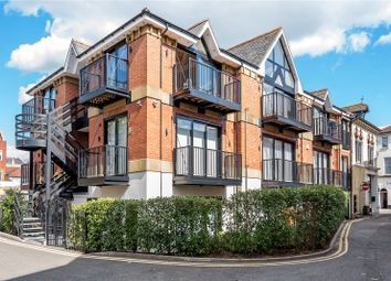 Thumbnail 2 bed flat for sale in The Bourne, Foundry Court, Chertsey, Surrey