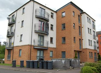 Thumbnail 2 bed flat to rent in Kaims Terrace, Livingston, West Lothian