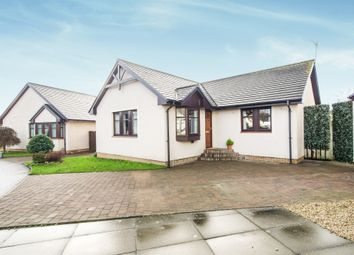 Thumbnail 3 bed detached bungalow for sale in Greenknowe Park, Monkton, Prestwick
