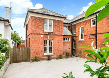Thumbnail 3 bed semi-detached house for sale in Manor Road, Salisbury