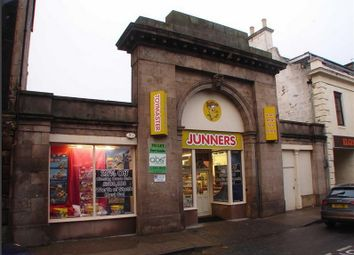 Thumbnail Retail premises for sale in South Street, Elgin